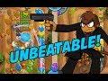 UNBEATABLE DEFENSE STRATEGY - Bloons TD Battles