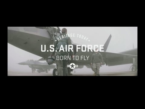U.S. Air Force: Born to Fly
