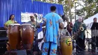 Najite - festival of masks 2014