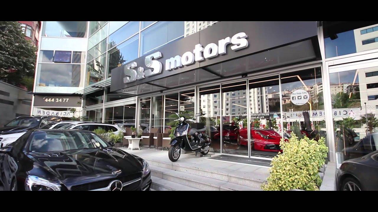 Ss Motors Corporate Video Fulya Showroom Ii Youtube