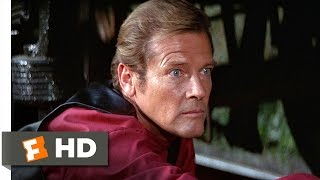 Octopussy (6/10) Movie CLIP - Car vs. Train (1983) HD