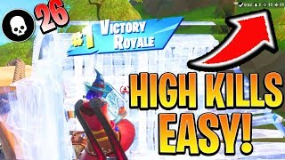 Get MORE KILLS In Fortnite EASY! Ps4/Xbox Fortnite Tips and Tricks! (How to Improve in Fortnite)