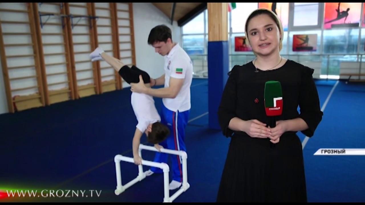 Мировой рекордсмен Рахим Куриев будет заниматься в Школе гимнастики «АК-Барс»