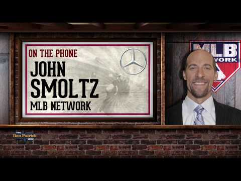 MLB Network's John Smoltz Talks Trout, Kershaw, HOF & More w/Dan Patrick | Full Interview | 3/20/19