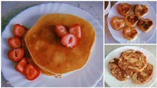 Простые рецепты завтраков