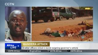 8 Kenyan police officers killed in two separate incidents near Somali border