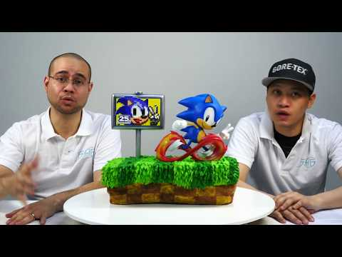 F4F Presents The Making of Sonic the Hedgehog - 25th Anniversary Documentary