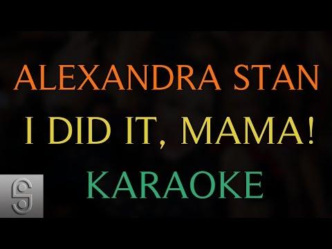 Alexandra Stan - I Did It, Mama! Instrumental (Snippet)