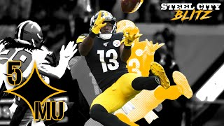Steelers vs Browns Highlights: Devlin Duck Hodges, James Washington, & Defense Lead Steelers to 7-5