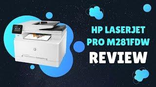 HP LaserJet Pro M281FDW Review