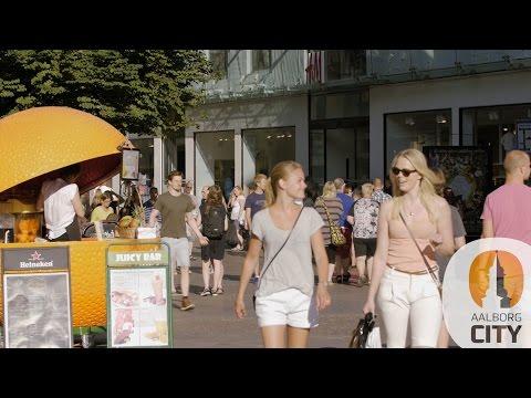 Sommer i Aalborg City
