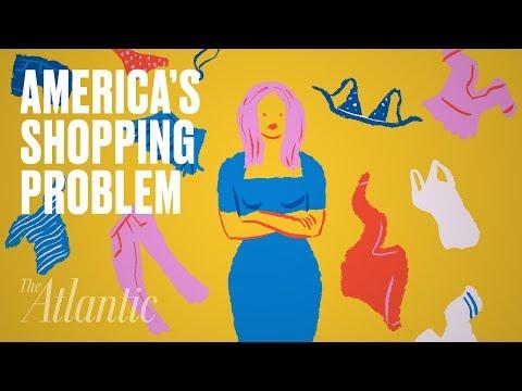 America's Dopamine-Fueled Shopping Addiction
