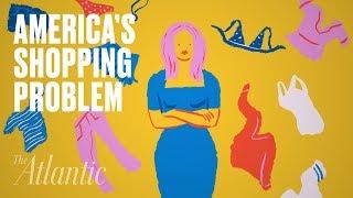 America's Dopamine Fueled Shopping Addiction
