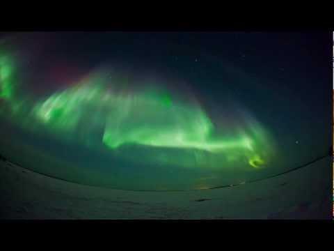 Полярное сияние 2012 (Aurora Borealis 2012)
