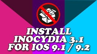 How To Install iNoCydia on iPhone Any iOS [work]