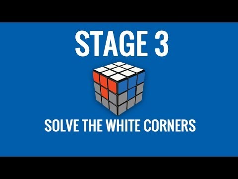 How to Solve a Rubik's Cube | Retro Guide | Stage 3