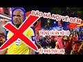 Bão đường Hà Nội Việt Nam 0 - 0 Thái Lan | Không Biết Vị Trọng Tài được hối lộ bao nhiêu từ Thái Lan