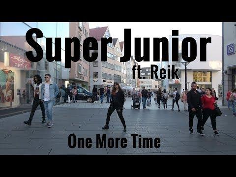 [KPOP IN PUBLIC] SUPER JUNIOR (슈퍼주니어) X REIK 'One More Time (Otra Vez)'#otravezchallenge