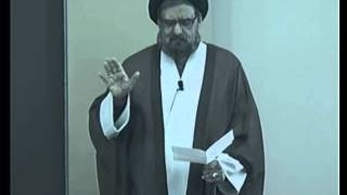 Taliban Mentality; Importance of Seeking Knowledge - Maulana Syed Muhammad Rizvi