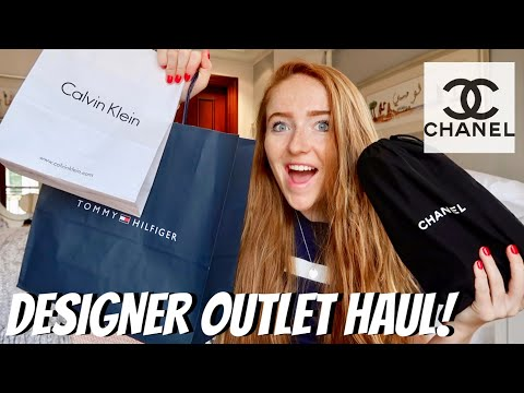 DUBAI OUTLET MALL HAUL! AND SECOND HAND/PRE-LOVED CHANEL! - LUCY STEWART-ADAMS