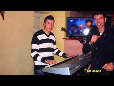 Iulian de la Vrancea - Sarba instrumentala la orga (Korg pa 50)