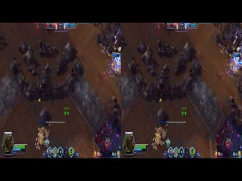 Heroes of the Storm - Maximized - Nvidia 3D VISION - AWESOME