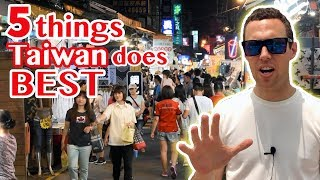5 Things Taiwan Does BETTER Than Any Other Country!