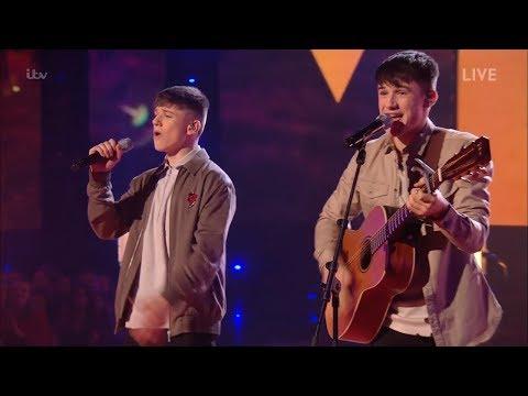 The X Factor UK 2017 Sean & Conor Price Live s Full  S14E21
