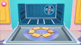 My Bakery Empire Part 4   Great creative skills and baking the cake!