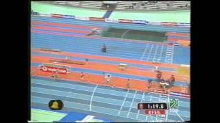 Antonio Reina Gran Premio Valencia P C  2004 800 m l