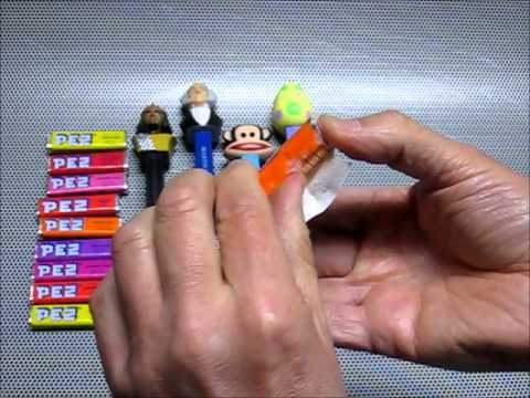How To Properly Load a Pez Candy Dispenser