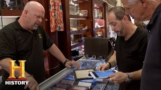 Pawn Stars: Double the Asking Price for Longfellow Relics (Season 12) | History