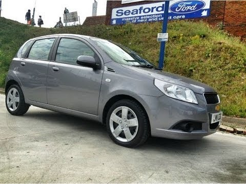 Chevrolet Aveo 12 Ls 2011 For Sale At Seaford Ford Sussex Youtube
