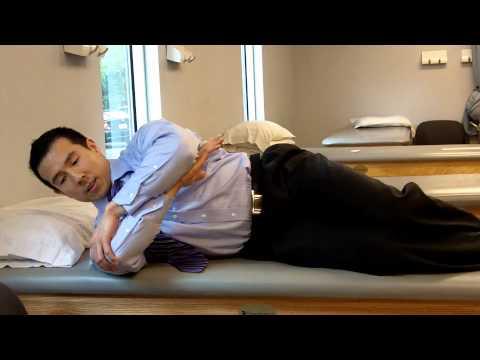 Shoulder Sleeper Stretch