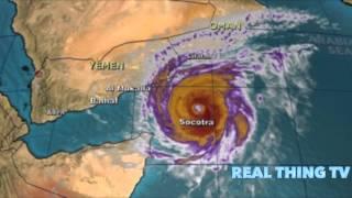 Cyclone Chapala batters war torn Yemen