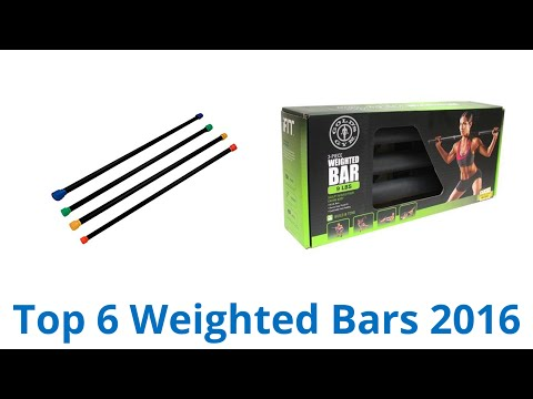 6 Best Weighted Bars 2016