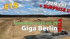 Tesla Gigafactory 4 Giga Berlin / Grünheide (Germany) #15 - 2020-05-29 DJI Mavic Air 2 drone 4k HDR
