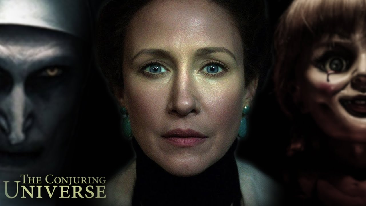 Download The Conjuring Universe Explained ft. Annabelle and the Curse of La Llorona (very scary)