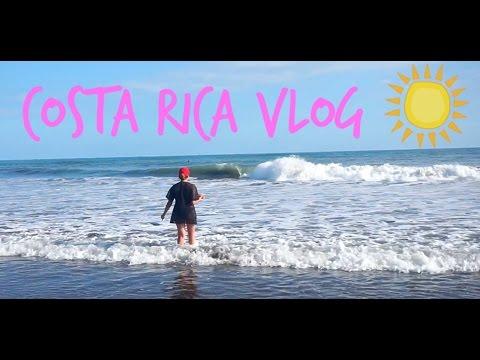 FOLLOW ME AROUND COSTA RICA ! PART 2   2016
