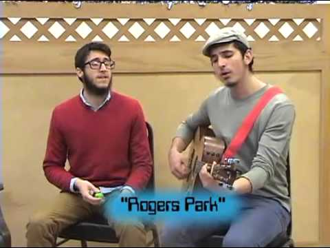 """""""Rogers Park"""" performs on TAPED WITH RABBI DOUG"""