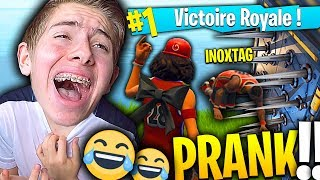 JE ME VENGE ENFIN DE TOUT LES PRANKS D'INOXTAG SUR FORTNITE BATTLE ROYALE !!! thumbnail