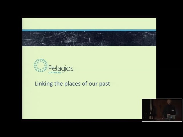 Elton Barker - Linking the places of our past - presentation at Linked Pasts 2016 Symposium, Madrid