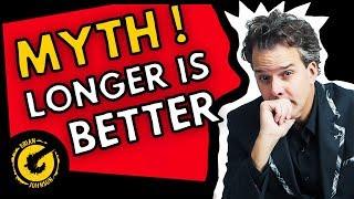 YouTube Algorithm - MYTH! Longer Videos Rank on YouTube