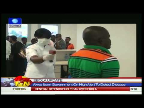 News@10: Health Minister Confirms 2 New Ebola Cases