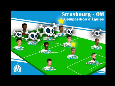 On Mouille Le Micro ! 15/10/2017 STRASBOURG 3-3 OM
