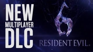 Resident Evil 6: New Multiplayer DLC Game Modes - Interview with Capcom