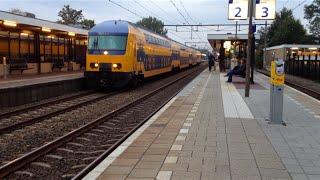DDZ vertrekt van station Driebergen-Zeist