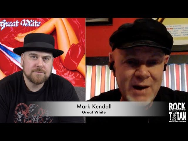 Great White founder Mark Kendall discusses NEW singer Mitch Malloy