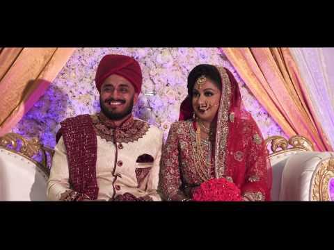 Bengali Wedding Trailer 2017   Nasima & Shafiqe