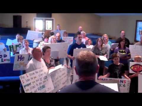 Savior's Serenade for Patrick Alexander's Family
